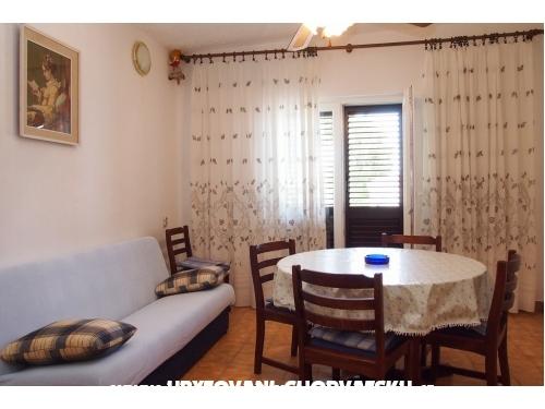 Apartmány Brjagoda - Brela Chorvatsko