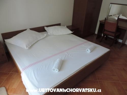 Dům Željko i Marija - Brela Chorvatsko
