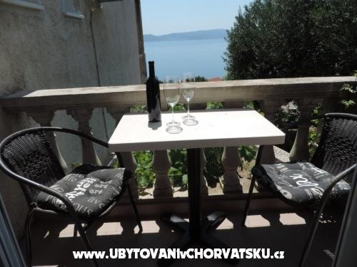 Kuća Željko i Marija - Brela Hrvatska