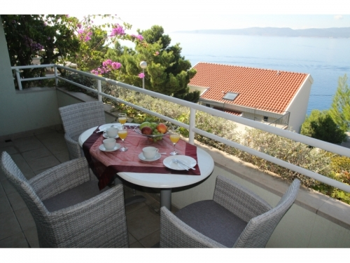 Apartments Vranje� - Brela Croatia