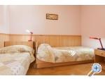 Appartements Vranješ - Brela Kroatien