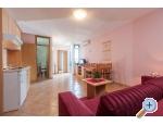 Appartements Vranje� - Brela Kroatien