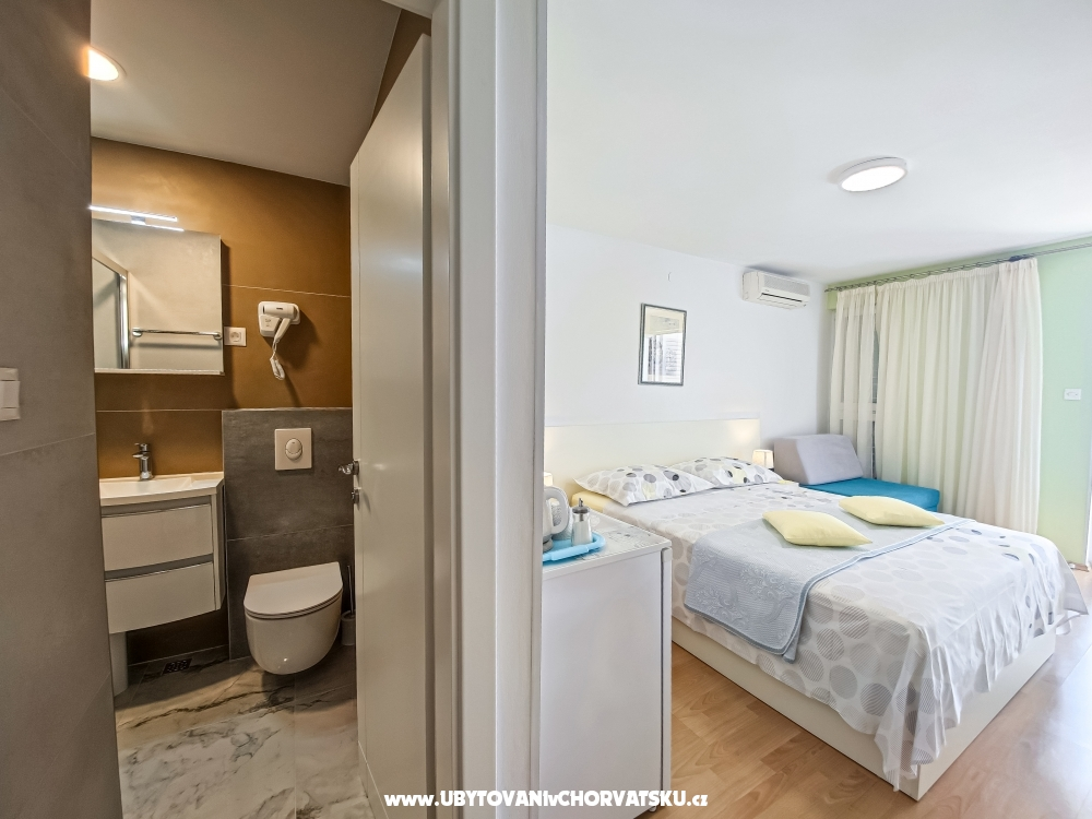 Sobe and Apartmants Medic - Brela Hrvatska