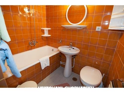Izby and Apartmánts Medic - Brela Chorvátsko