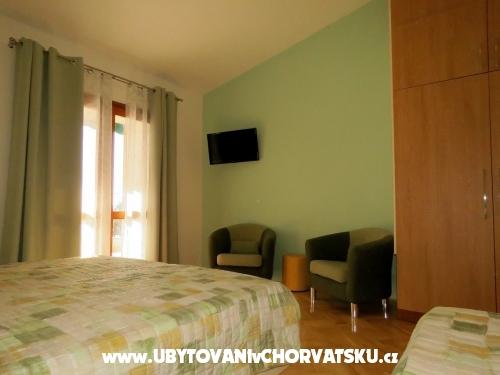 Appartements Mirko Staničić - Brela Kroatien
