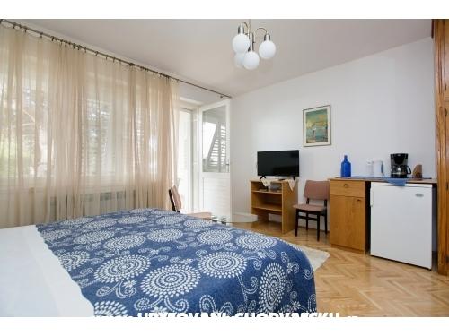 Apartmány Mirko Staničić - Brela Chorvatsko
