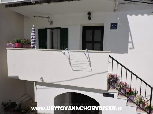 Studio apartment Marijana - Brela Chorvátsko