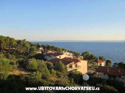 Apartmány Mare - Brela Chorvatsko