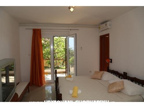 Appartements Mare - Brela Croatie