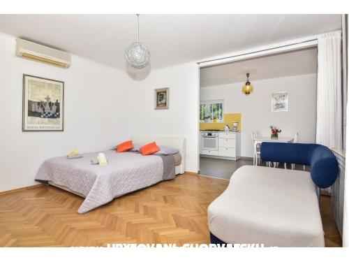 Apartmány Mare - Brela Chorvátsko