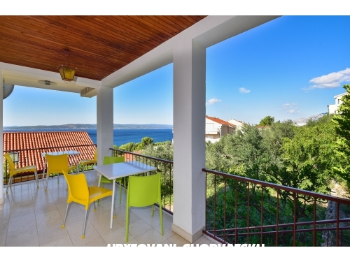 Apartments Mare - Brela Croatia