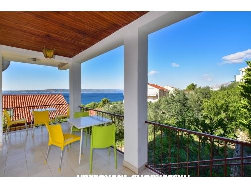 Apartm�ny Mare - Brela Chorvatsko