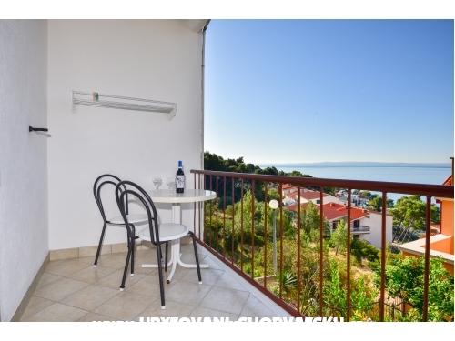 Apartments Mare - Brela Croatia