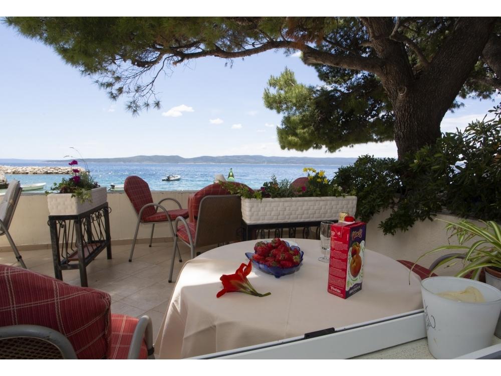 Studio apartmani Slavko - Brela Croatia