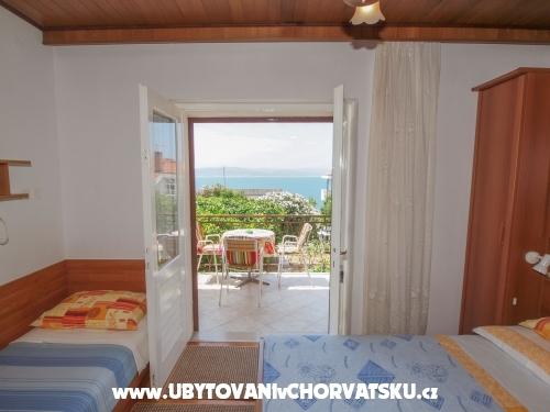 Villa Bonanca - Brela Horvátország