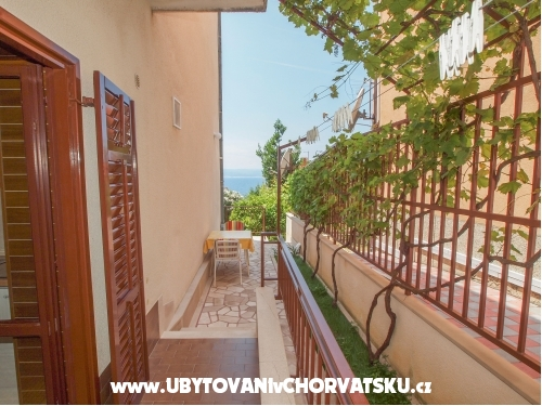 Villa Bonanca - Brela Hrvatska