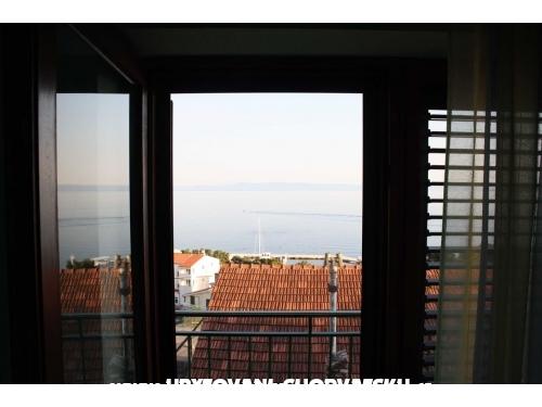 Apartmány Danijel - Brela Chorvatsko