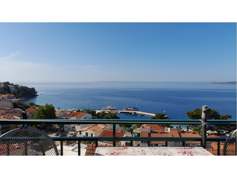 Appartements Danijel - Brela Kroatien