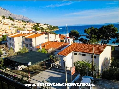 Villa Daniela - Brela Croazia