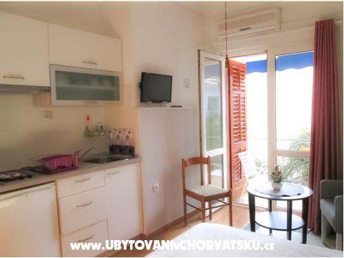 Villa Daniela - Brela Хорватия