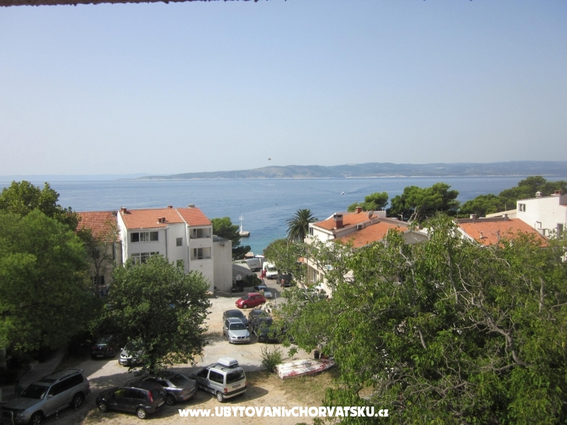 Villa Mijo Sokol - Brela Chorvatsko