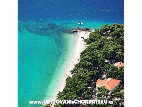 Villa Ruza - Brela Chorwacja