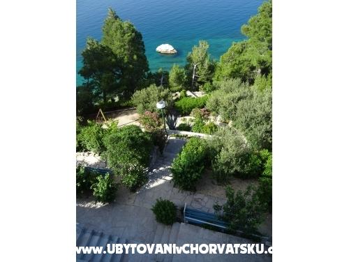 Villa Skalinada - Brela Croatie