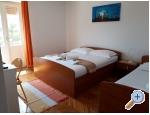Kroatien Brela -Zimmer-Appartement - Brela Kroatien