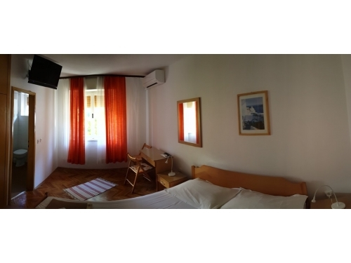 House Pokoje Rooms Room Villa Sodan - Brela Croatia
