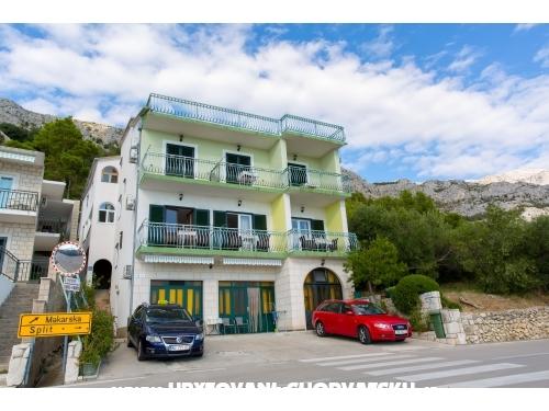 Villa Ursić, apartment Ante - Brela Chorvatsko
