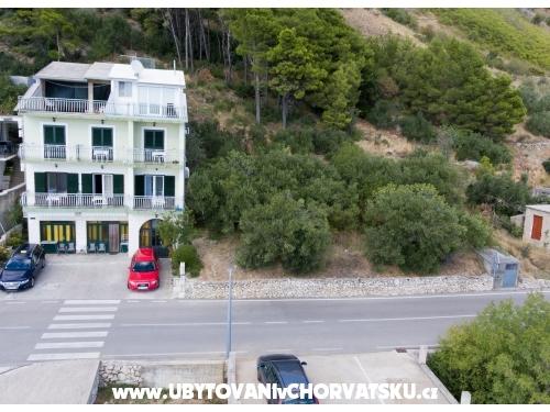Villa Ursić, apartment Ante - Brela Chorvátsko