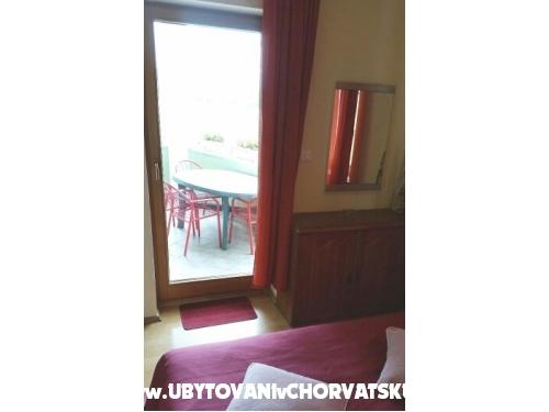 Apartmány Kovačević - Cres Chorvatsko