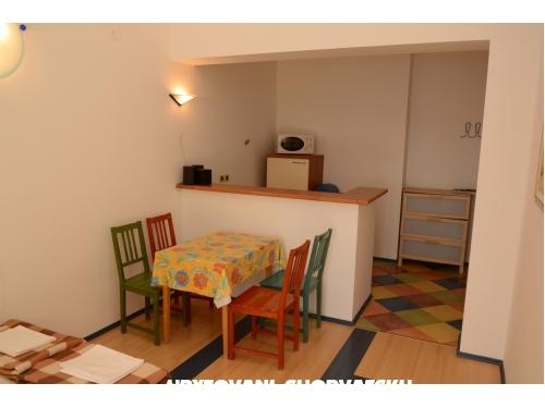 Apartmanok Mia - Cres Horvátország