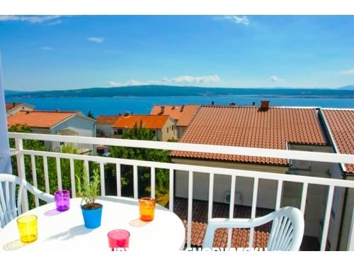 Appartements Azur Crikvenica - Crikvenica Kroatien