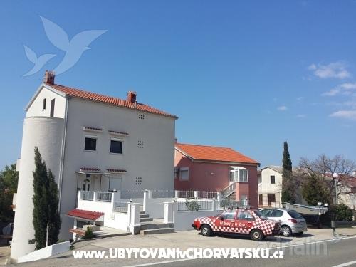 Apartmány Grof Selce - Crikvenica Chorvatsko