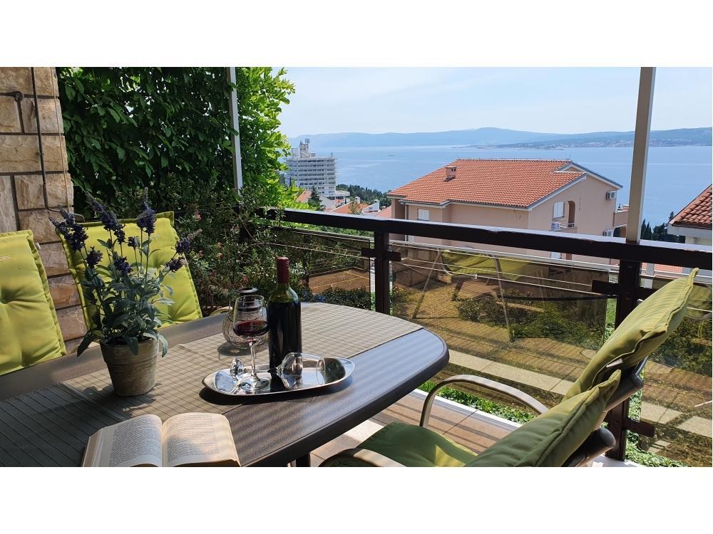 апартаменты Herceg - Crikvenica Хорватия