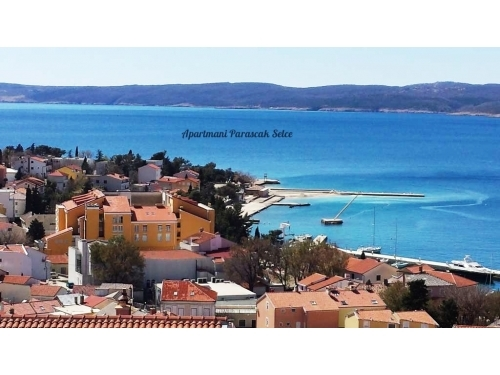 VILLA LYDIA (8 - 20 eur persona) - Crikvenica Horvátország