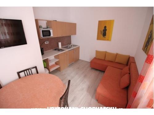 Apartmani ĐINA Selce - Crikvenica Hrvatska