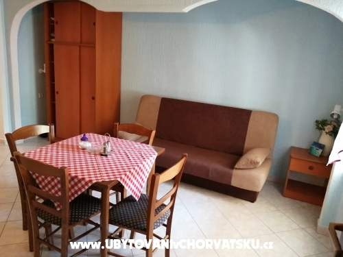 Apartmány Nina - Crikvenica Chorvátsko