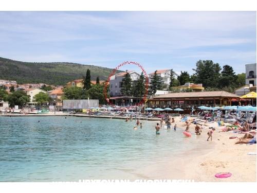 Apartmaji Plaža - Crikvenica Hrvaška