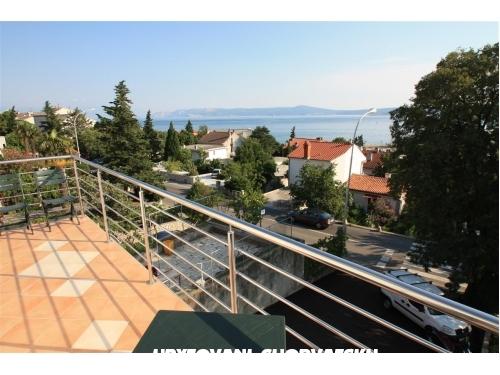 Apartmány Vila Katarina - Crikvenica Chorvatsko