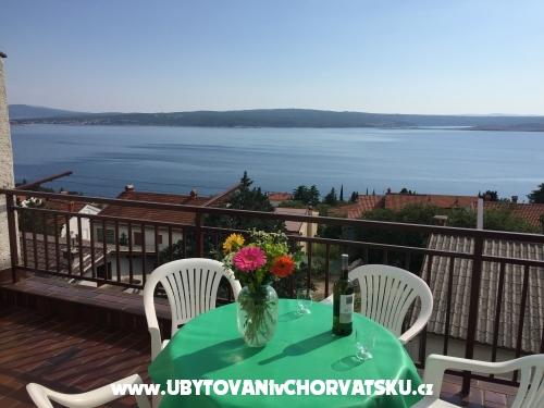 Apartmány Višnja - Crikvenica Chorvatsko
