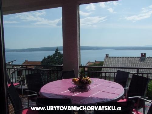 Apartmány Višnja - Crikvenica Chorvátsko