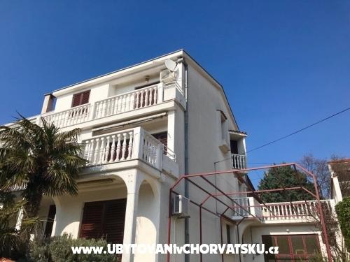 Apartmány Anmarie - Crikvenica Chorvatsko