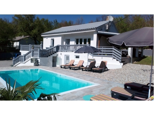 Villa MANTA - Heated pool - Crikvenica Croatia
