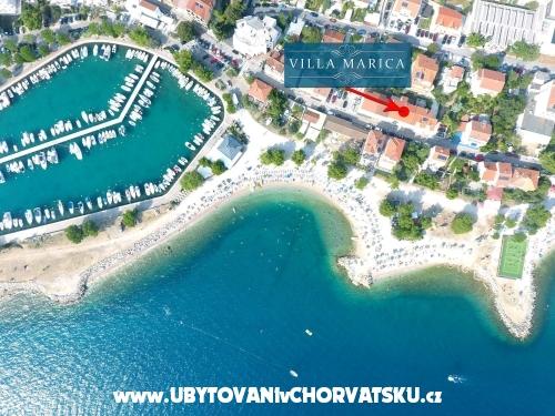 Villa Marica - Crikvenica Chorvatsko