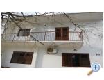 Appartements Meri - Drvenik Kroatien