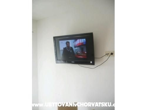 Apartmány Ivana - Drvenik Chorvatsko