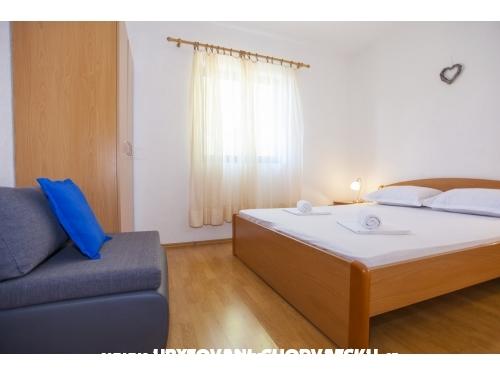 Apartmanok Jagmić - Drvenik Horvátország