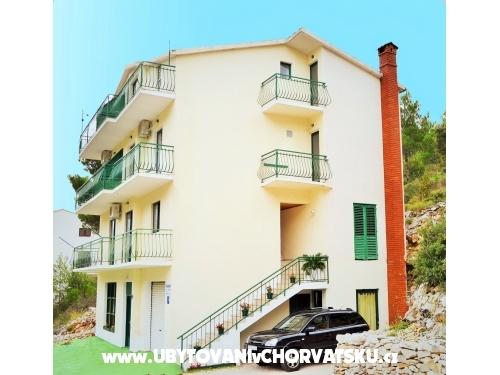 Apartmány Johnny Drvenik - Drvenik Chorvatsko